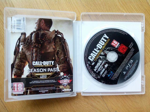 Juago PS3 Call of Dutty