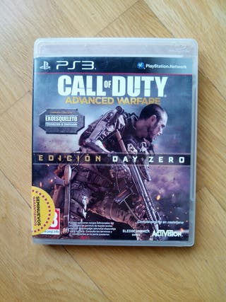 Juago PS3 Call of Dutty