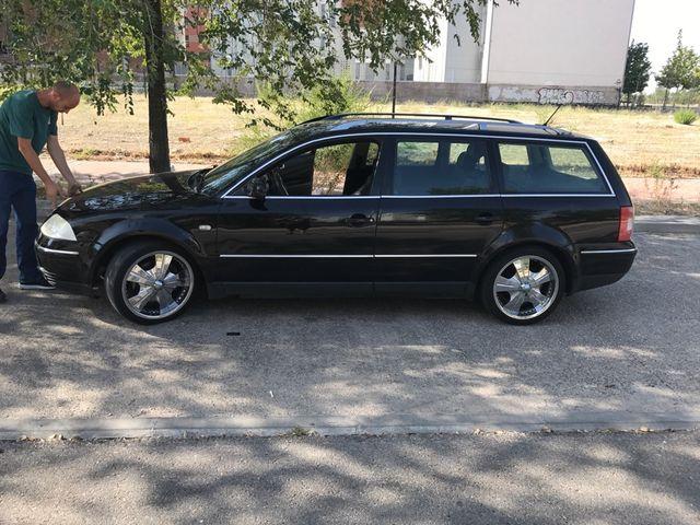 cambio volkswagen passat 2002 cambio por otro coche de segunda mano