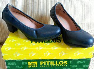 zapatos pitillo de mujer n° 36