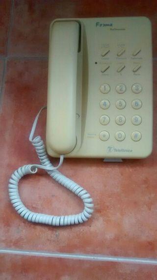 Teléfono fijo Formas