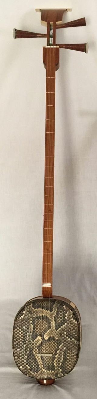 San-xian instrumento chino