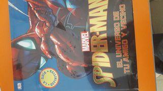 Libro spiderman