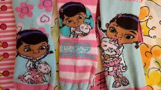 2 Lotes de 3 calcetines de doctora juguetes. 27-31
