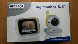 Video vigilancia bebes color
