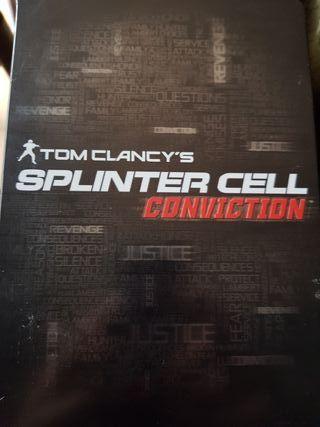 """Splinter Cell - Conviction Xbox360 """"Semi"""""""
