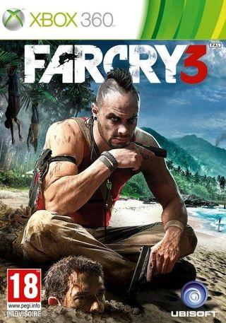 """Farcry3 Xbox360 """"Semi"""""""