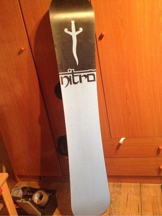 tabla snow NITRO