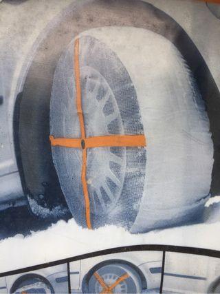Fundas ruedas antideslizantes