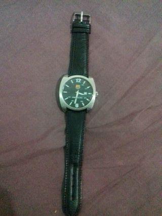reloj del barsa