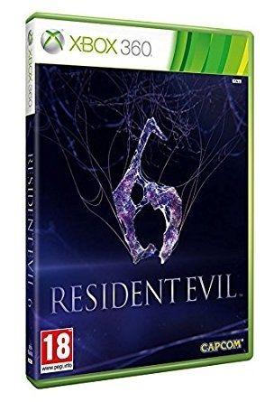 "Resident Evil 6 Xbox360 ""Semi"""