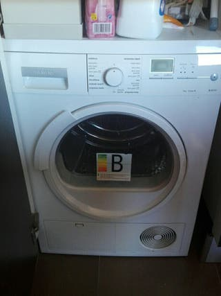 secadora de ropa Siemens sin desague