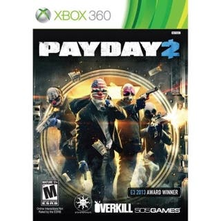 "Payday 2 Xbox360 ""Semi"""