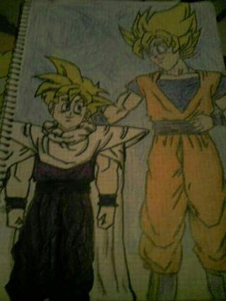 Dibujos de anime por encargo