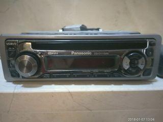 Radio cd Panasonic
