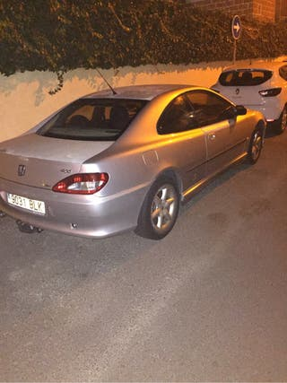 Peugeot 406 2002 coupe 2.2 hdi