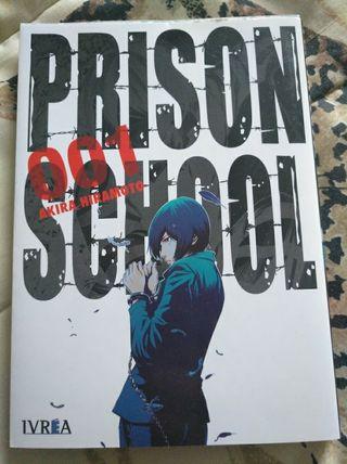 Prison School Volumen 1