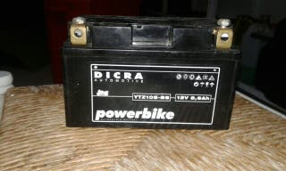 bateria scooter 125