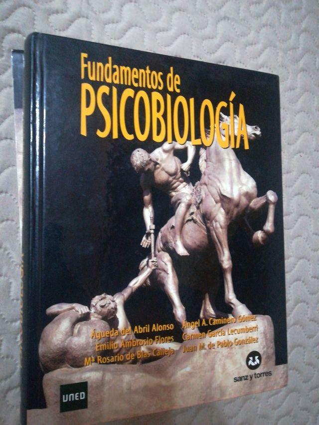 Fundamentos de Psicobiología. UNED