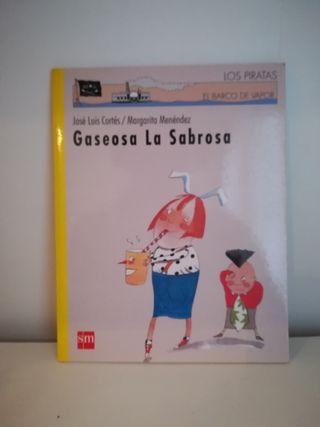 libro infantil. GASEOSA LA SABROSA