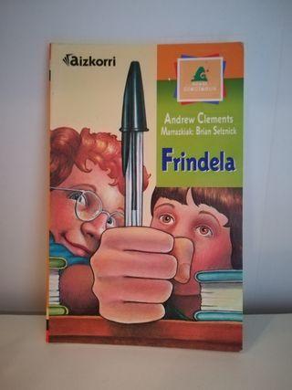 libro escolar. FRINDELA