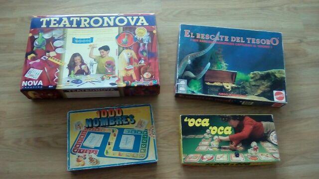 4 Juegos De Mesa Anos 80 90 De Segunda Mano Por 30 En Ferrol En
