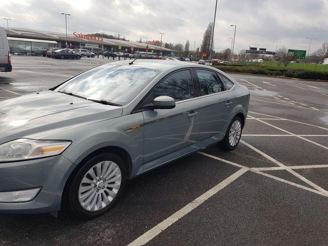 Ford Mondeo Titanium X Diesel, Automatic