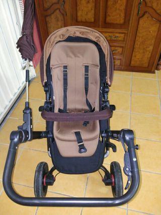 Carro bebé + capazo de la marca Jane Ryder