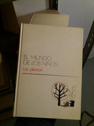 """Enciclopedia """"El mundo de los niños"""""""