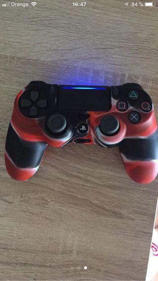 Funda silicona mando PS4