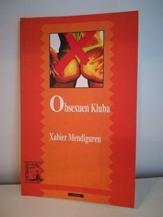 libro escolar. OBSEXUEN KLUBA