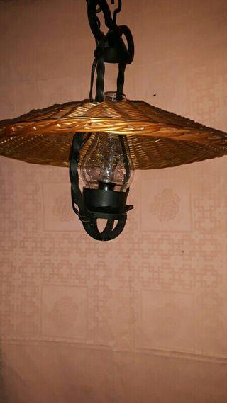 Lámpara de techo vintage