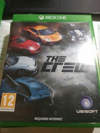 The Crew Xbox One