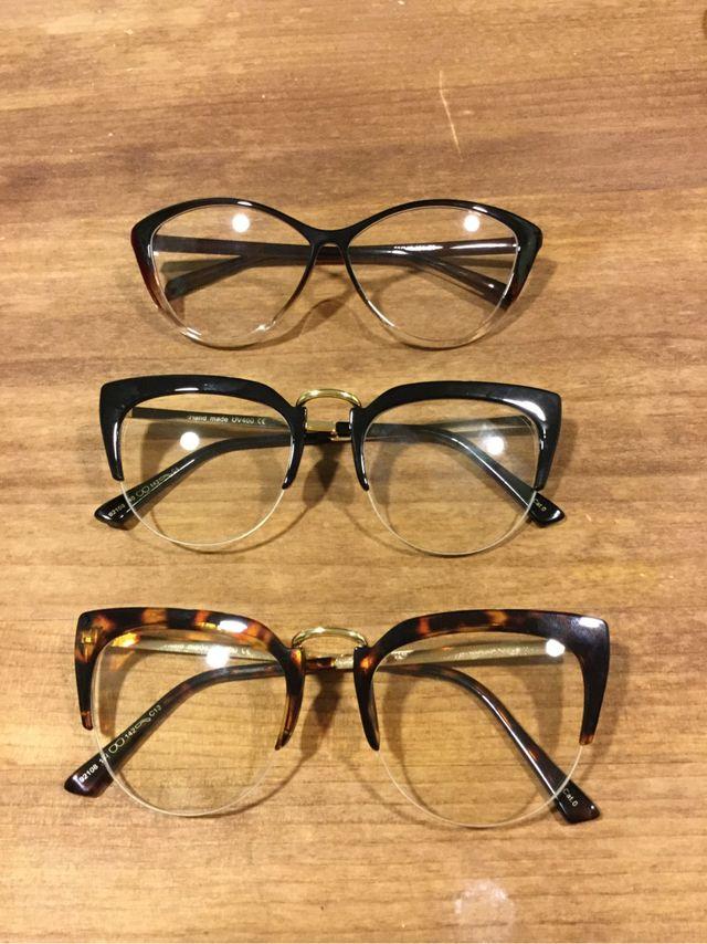 Gafas Vintage Ojos De Gato
