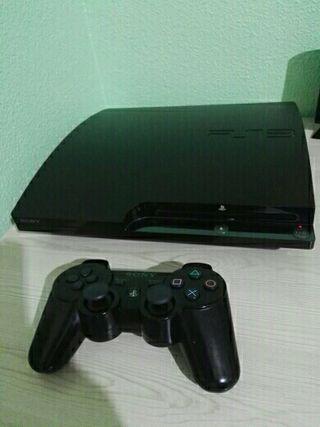 PS3+volante Logitech GT