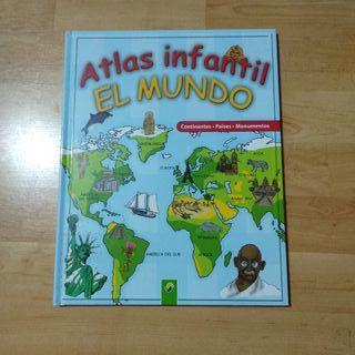 "Atlas infaltil ""El Mundo"""