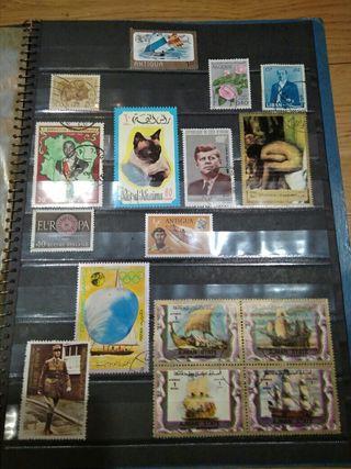 Sellos Colección