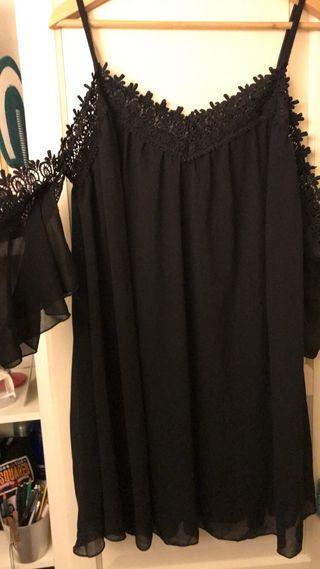 Robe noire été