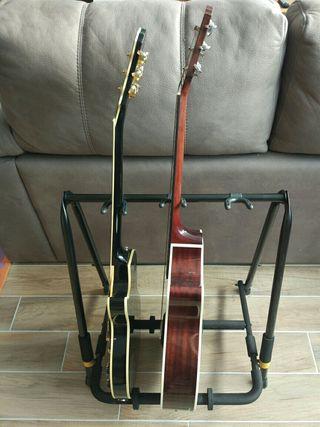 soporte guitarras