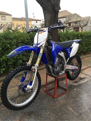 Yamaha Yzf450