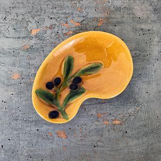 Petit plat à olives