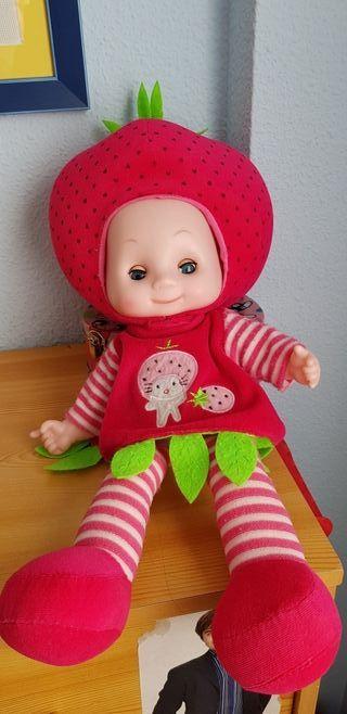 muñeca fresa