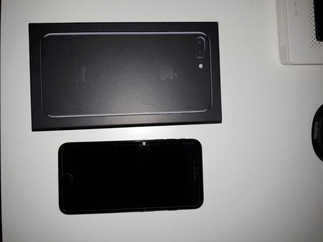 Apple iPhone 7 Plus 128GB Libre JetBlack