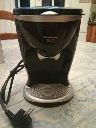 Cafetera Negra