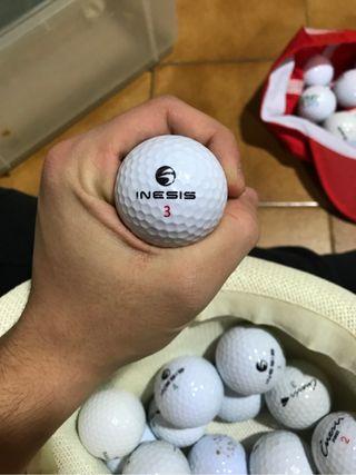 Pelotas de golf Inesis