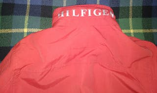Abrigo nuevo impermeable Tommy Hilfiger