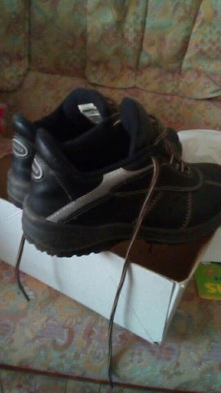calzado de trabajo