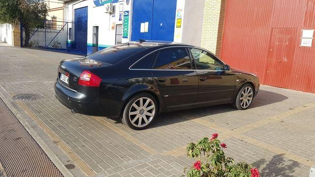 Audi A6 sline 2.8 quatromotion