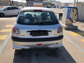 Peugeot 206 2000 1.4 gasolina