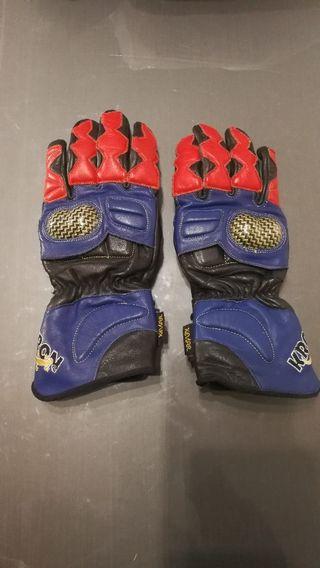 guantes moto carretera